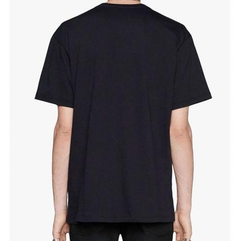 Gucci Tişört Logo Siyah #Gucci #Tişört #GucciTişört #Erkek #GucciLogo #Logo