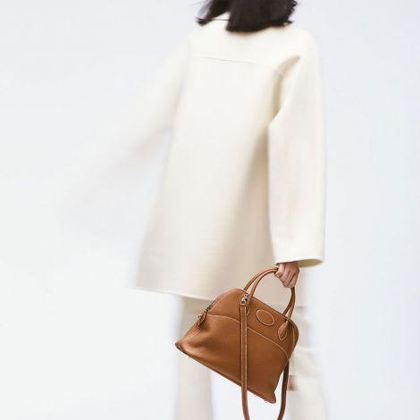 Hermes Çanta Bolide Lacivert - Hermes Canta Bolide 31 Bag Noir Lacivert