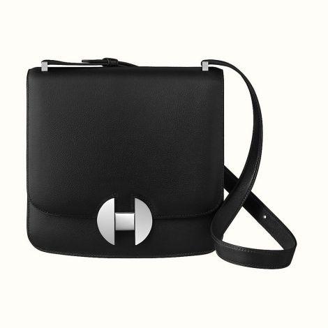 Hermes Çanta 2002 Siyah - Hermes Canta Hermes 2002 20 Bag Noir Lacivert