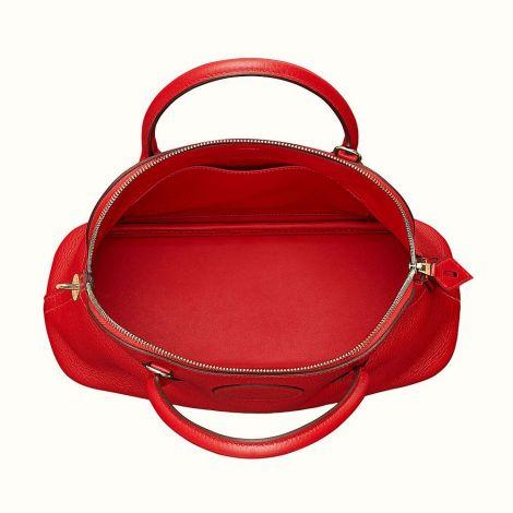 Hermes Çanta Bolide Kırmızı - Hermes Canta Paris Bolide 31 Bag Rouge De Coeur Kirmizi