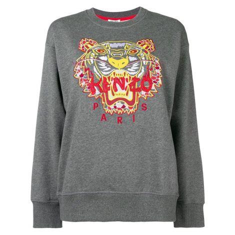 Kenzo Sweatshirt Dragon Gri #Kenzo #Sweatshirt #KenzoSweatshirt #Kadın #KenzoDragon #Dragon