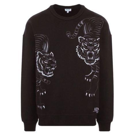 Kenzo Sweatshirt Tiger Lacivert #Kenzo #Sweatshirt #KenzoSweatshirt #Erkek #KenzoTiger #Tiger