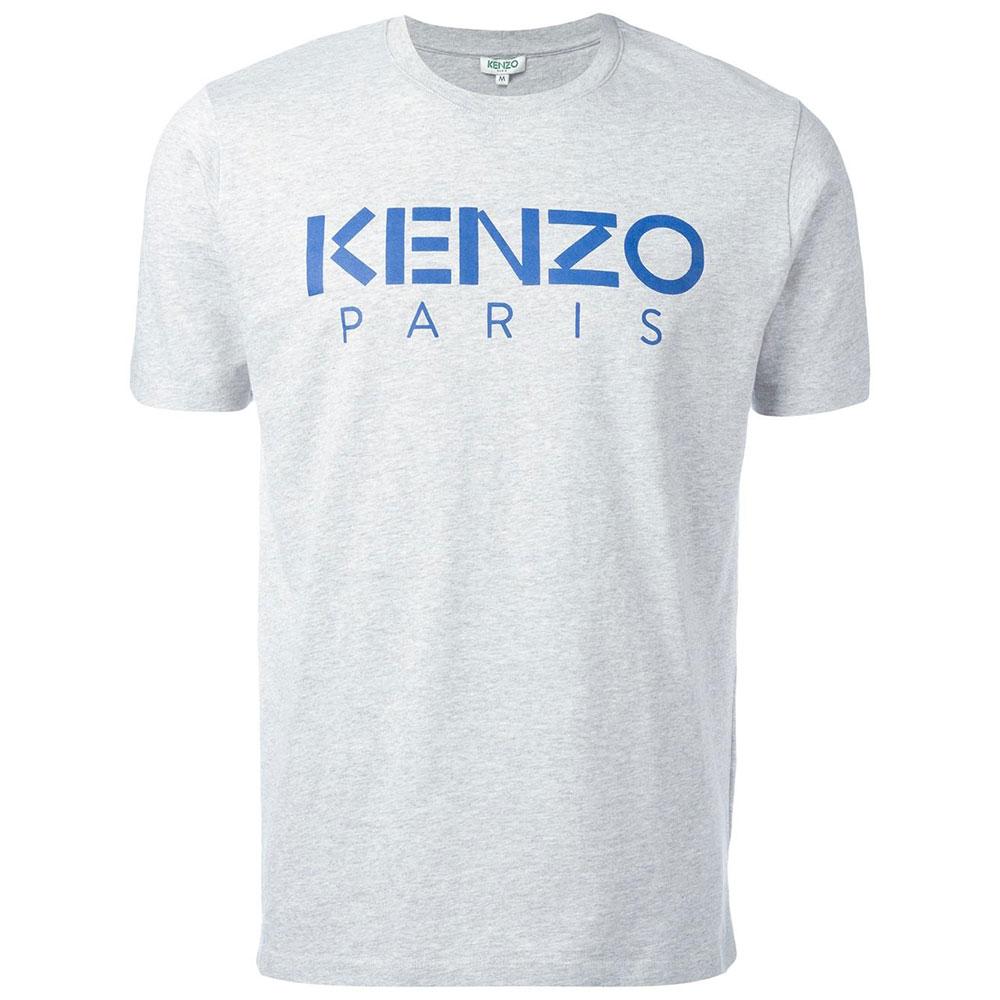 Kenzo Paris Tişört Gri - 1 #Kenzo #KenzoParis #Tişört