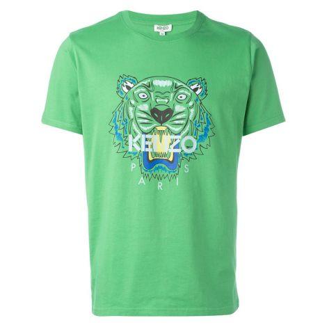Kenzo Tişört Tiger Yeşil #Kenzo #Tişört #KenzoTişört #Erkek #KenzoTiger #Tiger