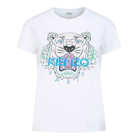 Kenzo Tişört Tiger Beyaz #Kenzo #Tişört #KenzoTişört #Kadın #KenzoTiger #Tiger