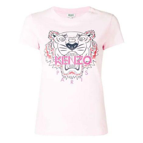 Kenzo Tişört Tiger Pembe #Kenzo #Tişört #KenzoTişört #Kadın #KenzoTiger #Tiger