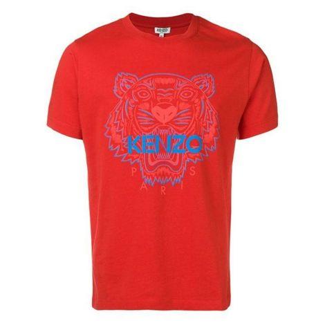 Kenzo Tişört Tiger Kırmızı #Kenzo #Tişört #KenzoTişört #Erkek #KenzoTiger #Tiger