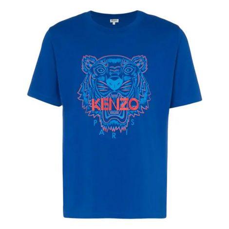Kenzo Tişört Tiger Mavi #Kenzo #Tişört #KenzoTişört #Erkek #KenzoTiger #Tiger