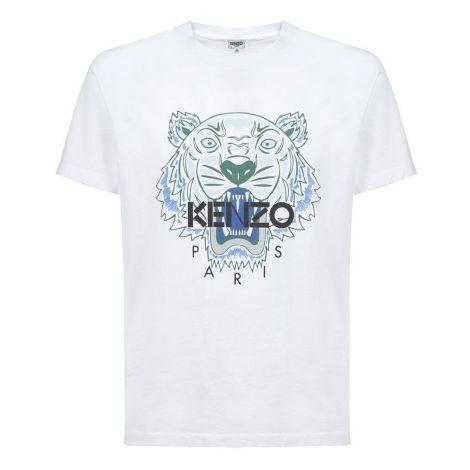 Kenzo Tişört Tiger Beyaz #Kenzo #Tişört #KenzoTişört #Erkek #KenzoTiger #Tiger