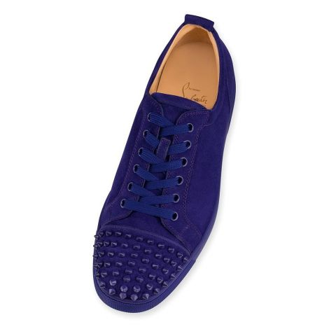 Christian Louboutin Ayakkabı Spikes Mavi #ChristianLouboutin #Ayakkabı #ChristianLouboutinAyakkabı #Erkek #ChristianLouboutinSpikes #Spikes
