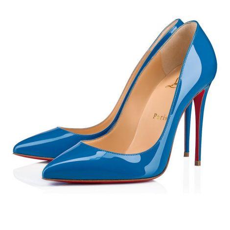 Christian Louboutin Ayakkabı Pigalle Mavi #ChristianLouboutin #Ayakkabı #ChristianLouboutinAyakkabı #Kadın #ChristianLouboutinPigalle #Pigalle
