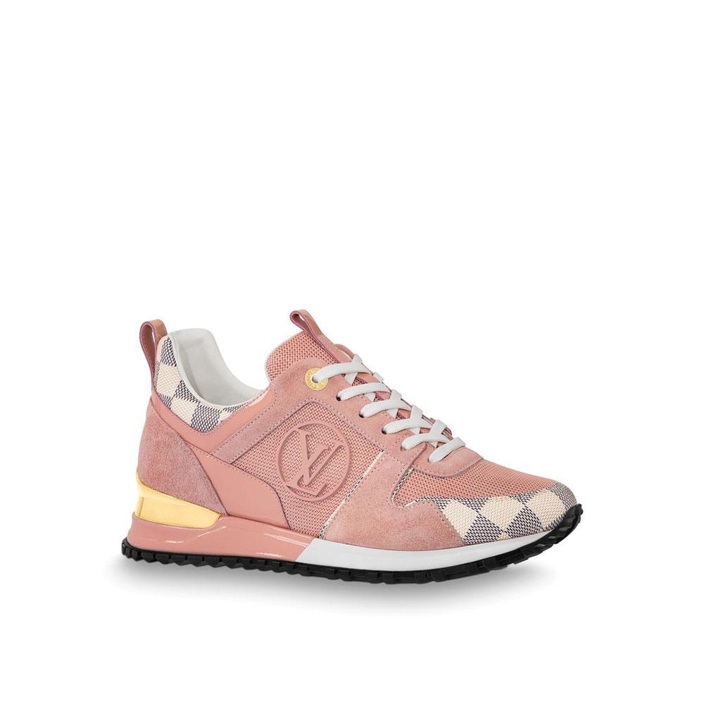 Louis Vuitton Run Away Ayakkabı Pembe - 10 #Louis Vuitton #LouisVuittonRunAway #Ayakkabı