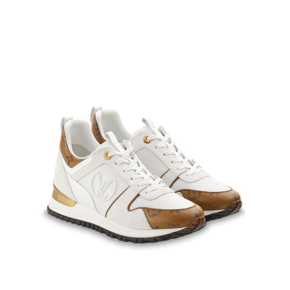 Louis Vuitton Run Away Ayakkabı Beyaz - 9 #Louis Vuitton #LouisVuittonRunAway #Ayakkabı - 2