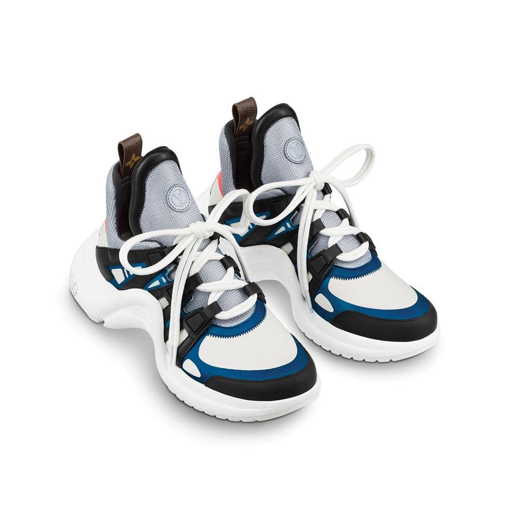 Louis Vuitton Archlight Ayakkabı Beyaz - 2 #Louis Vuitton #LouisVuittonArchlight #Ayakkabı - 2