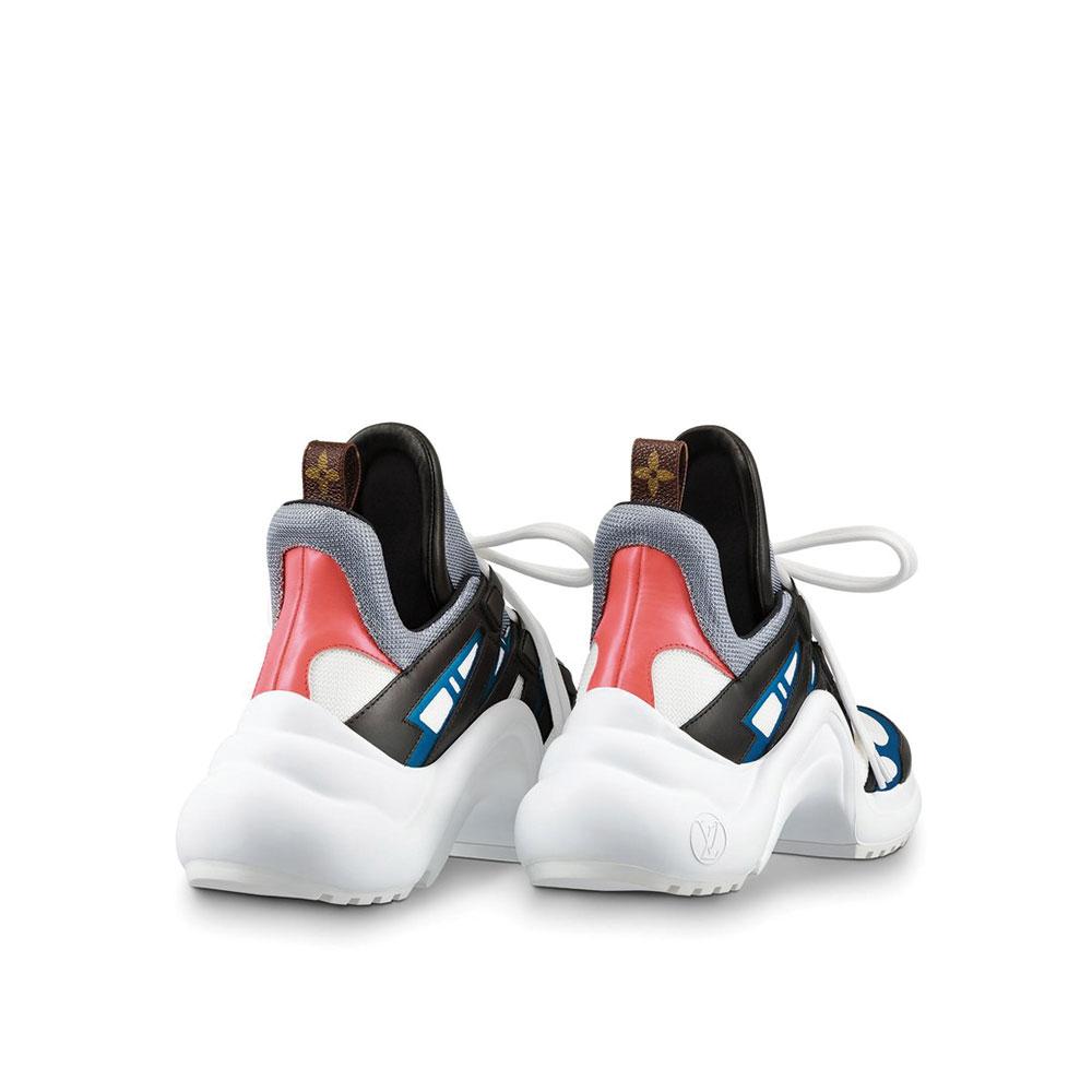 Louis Vuitton Archlight Ayakkabı Beyaz - 2 #Louis Vuitton #LouisVuittonArchlight #Ayakkabı - 4