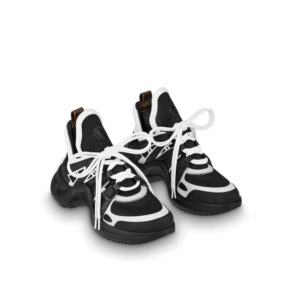 Louis Vuitton Archlight Ayakkabı Siyah - 4 #Louis Vuitton #LouisVuittonArchlight #Ayakkabı - 2