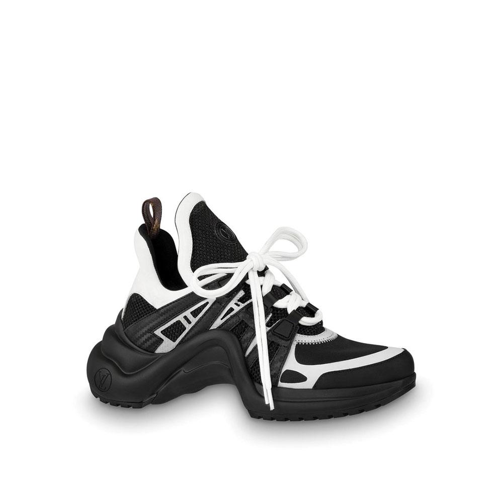 Louis Vuitton Archlight Ayakkabı Siyah - 4 #Louis Vuitton #LouisVuittonArchlight #Ayakkabı