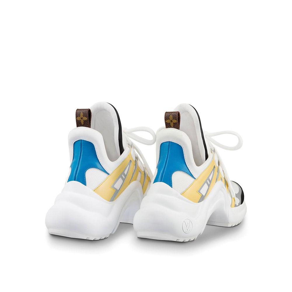 Louis Vuitton Archlight Ayakkabı Beyaz - 1 #Louis Vuitton #LouisVuittonArchlight #Ayakkabı - 4
