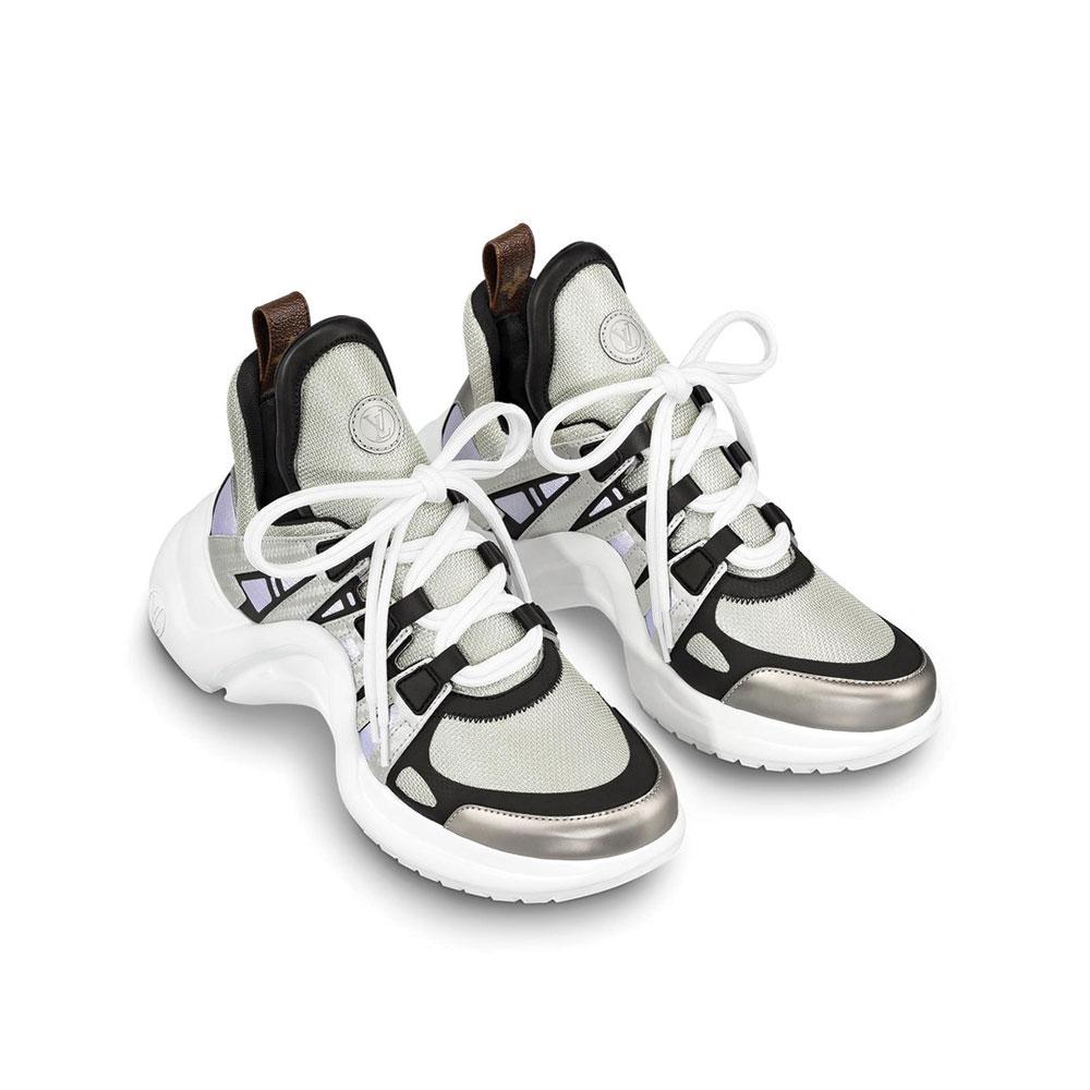 Louis Vuitton Archlight Ayakkabı Beyaz - 5 #Louis Vuitton #LouisVuittonArchlight #Ayakkabı - 2