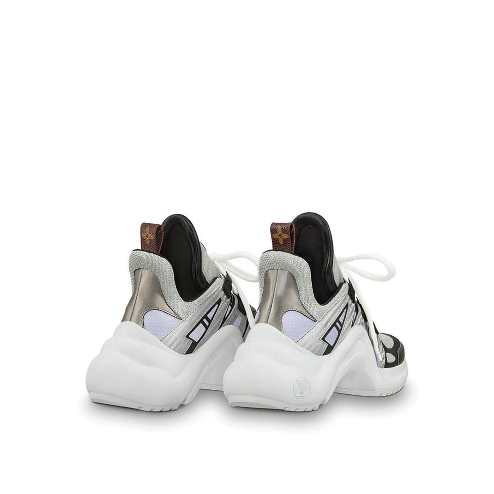 Louis Vuitton Archlight Ayakkabı Beyaz - 5 #Louis Vuitton #LouisVuittonArchlight #Ayakkabı - 4