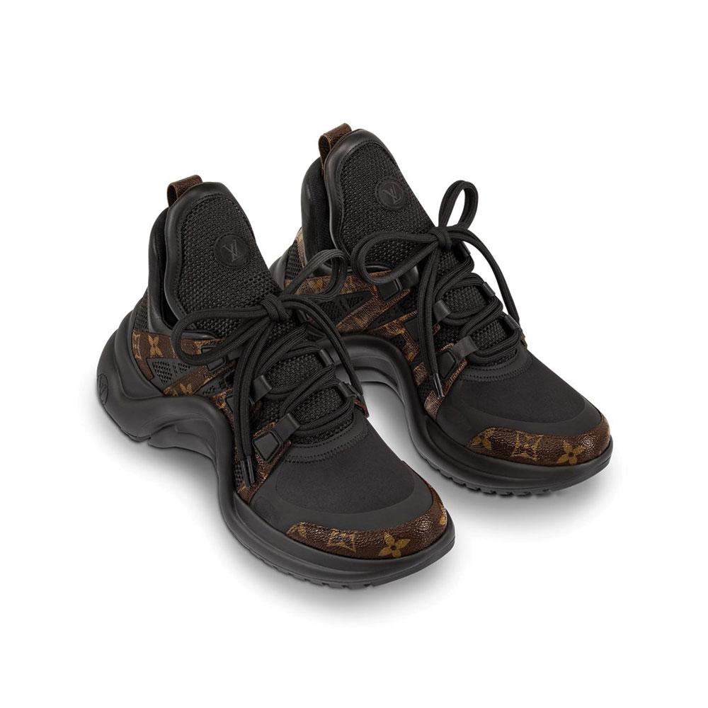 Louis Vuitton Archlight Ayakkabı Siyah - 6 #Louis Vuitton #LouisVuittonArchlight #Ayakkabı - 2
