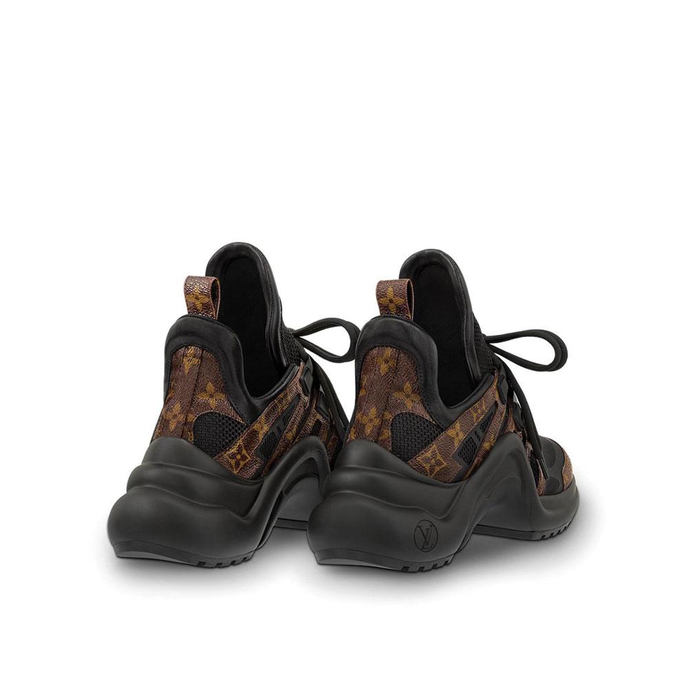 Louis Vuitton Archlight Ayakkabı Siyah - 6 #Louis Vuitton #LouisVuittonArchlight #Ayakkabı - 4