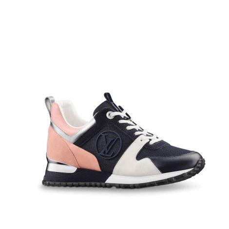 Louis Vuitton Ayakkabı Run Away Siyah - Louis Vuitton Ayakkabi Bayan Run Away 1a3rrj Beyaz Siyah