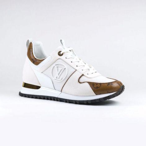 Louis Vuitton Ayakkabı Run Away Beyaz #LouisVuitton #Ayakkabı #LouisVuittonAyakkabı #Kadın #LouisVuittonRun Away #Run Away