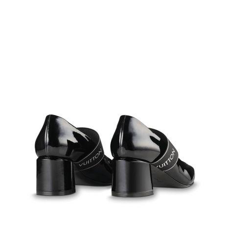 Louis Vuitton Ayakkabı Uncover Siyah - Louis Vuitton Ayakkabi Uncover 1a3qyb Kadin Topuklu Klasik Siyah