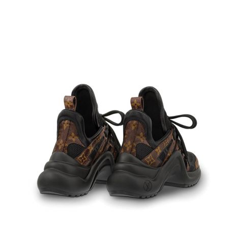 Louis Vuitton Ayakkabı Archlight Siyah - Louis Vuitton Spor Ayakkabi Lv Archlight Sneaker Kadin 1a43l9 Siyah