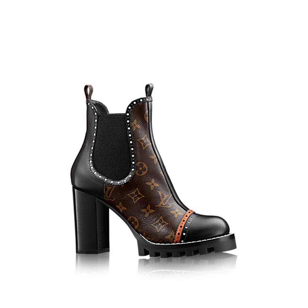 Louis Vuitton Boyish Ayakkabı Siyah - 50 #Louis Vuitton #LouisVuittonBoyish #Ayakkabı