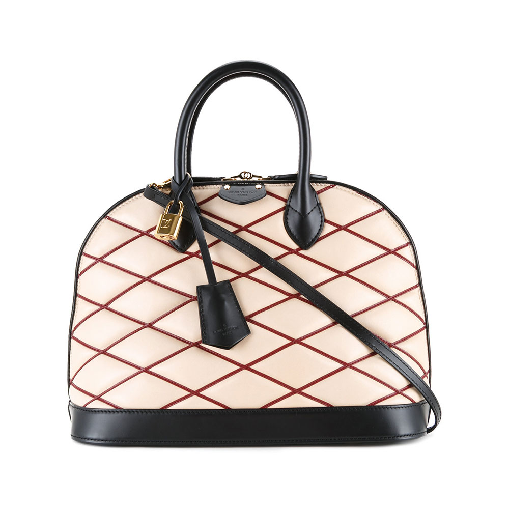 Louis Vuitton Malletage Çanta Siyah - 2 #Louis Vuitton #LouisVuittonMalletage #Çanta