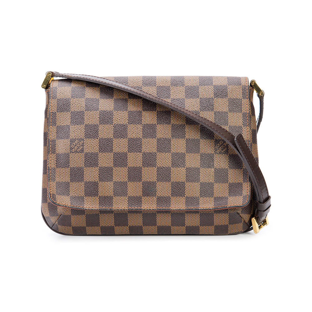 Louis Vuitton Crossbody Çanta Kahverengi - 1 #Louis Vuitton #LouisVuittonCrossbody #Çanta