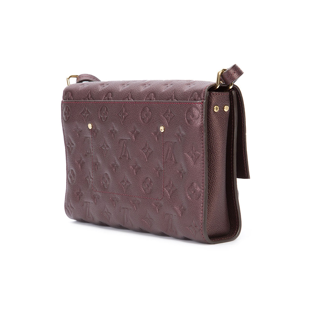 Louis Vuitton Monogram Çanta Mor - 4 #Louis Vuitton #LouisVuittonMonogram #Çanta - 2