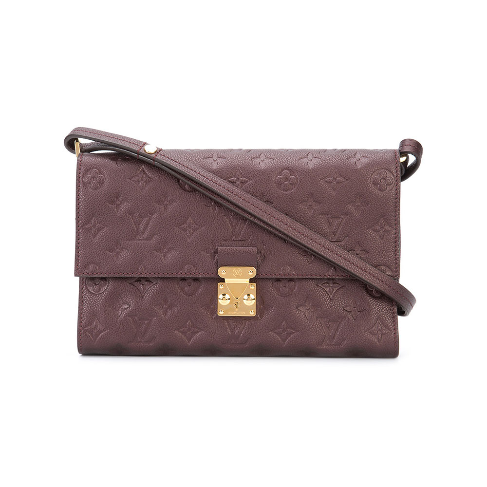 Louis Vuitton Monogram Çanta Mor - 4 #Louis Vuitton #LouisVuittonMonogram #Çanta