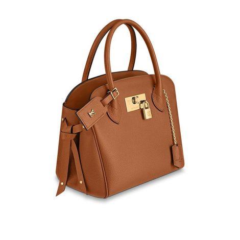 Louis Vuitton Çanta Milla Kahverengi - Louis Vuitton Canta 19 Milla Pm Gold Kahverengi
