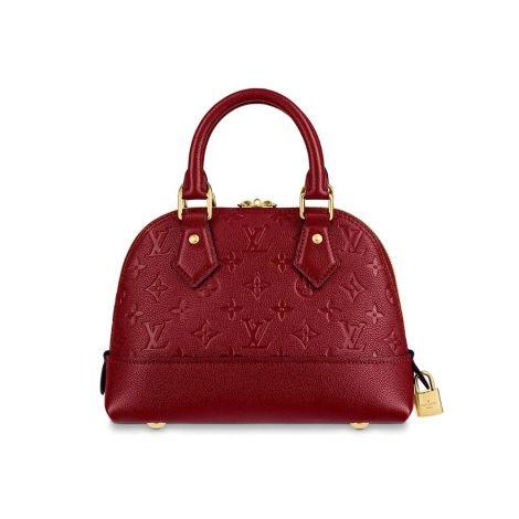 Louis Vuitton Çanta Neo Kırmızı - Louis Vuitton Canta 19 Neo Alma Bb Exclusive Cherry Berry Kirmizi