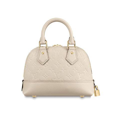 Louis Vuitton Çanta Neo Krem - Louis Vuitton Canta 19 Neo Alma Bb Exclusive Creme Krem