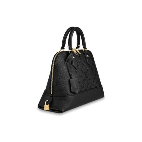 Louis Vuitton Çanta Neo Siyah - Louis Vuitton Canta 19 Neo Alma Pm Exclusive Noir Siyah