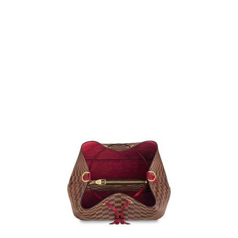 Louis Vuitton Çanta Neonoe Kahverengi - Louis Vuitton Canta 19 Neonoe Damier Ebene Cb Kahverengi