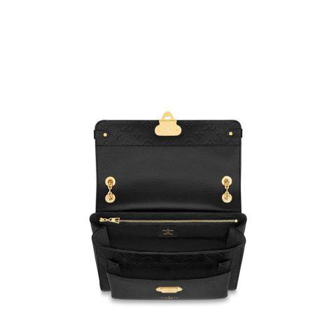 Louis Vuitton Çanta Vavin Siyah - Louis Vuitton Canta 19 Vavin Mm Monogram Noir Siyah