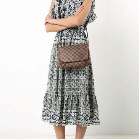 Louis Vuitton Çanta Crossbody Kahverengi #LouisVuitton #Çanta #LouisVuittonÇanta #Kadın #LouisVuittonCrossbody #Crossbody