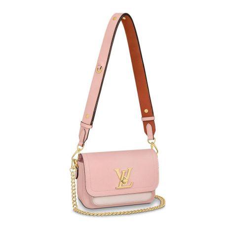 Louis Vuitton Çanta Lockme Pembe - Louis Vuitton Canta Lockme Tender Bag 2021 Pembe