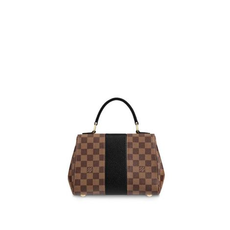 Louis Vuitton Çanta Bond Street Kahverengi - Louis Vuitton Canta Lvc Bond Street Bb Damier Ebene Kahverengi