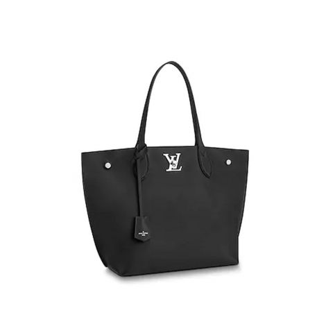 Louis Vuitton Çanta Lockme Siyah - Louis Vuitton Canta Lvc Lockme Go Lockme Siyah