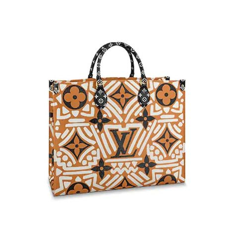 Louis Vuitton Çanta Crafty Turuncu - Louis Vuitton Canta Lvc Lv Crafty Onthego Gm Turuncu
