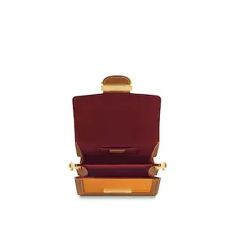 Louis Vuitton Çanta Dauphine Turuncu - Louis Vuitton Canta Lvc Mini Dauphine Epi Turuncu