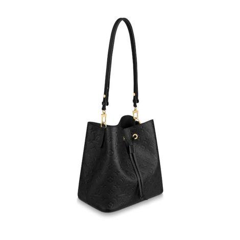 Louis Vuitton Çanta Neonoe Siyah - Louis Vuitton Canta Lvc Neonoe Mm Empreinte Leather Siyah