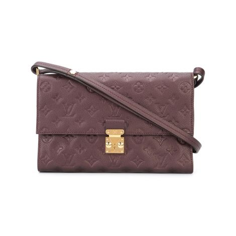 Louis Vuitton Çanta Monogram Mor - Louis Vuitton Canta Monogram Shoulder Bag Mor