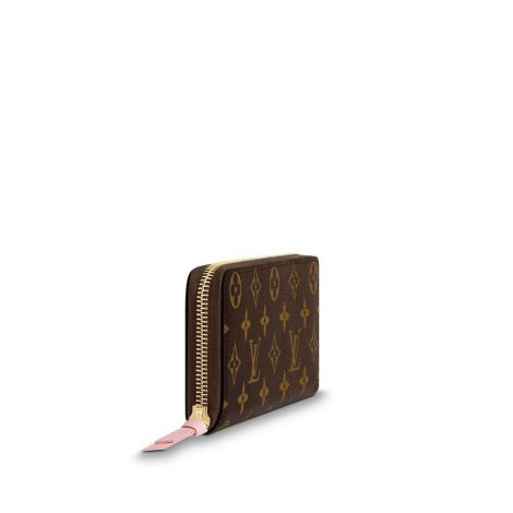 Louis Vuitton Cüzdan Clemence Kahverengi - Louis Vuitton Cuzdan 19 Clemence Wallet Monogram Kahverengi